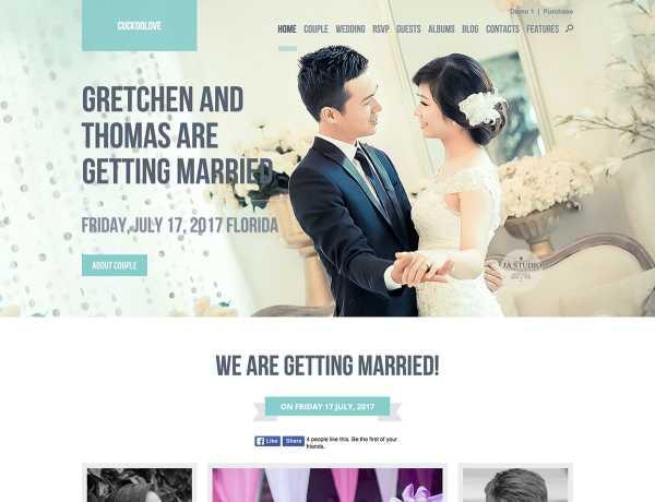 jasa pembuatan website wedding