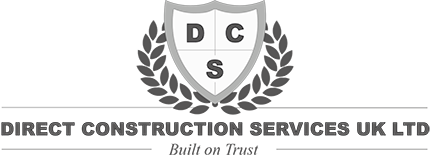 Direct Construction Services UK Ltd Logo