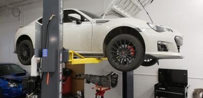 Clutch & Flywheel Install