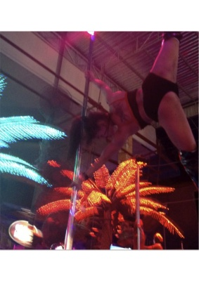 The Best pole dancers in Thailand