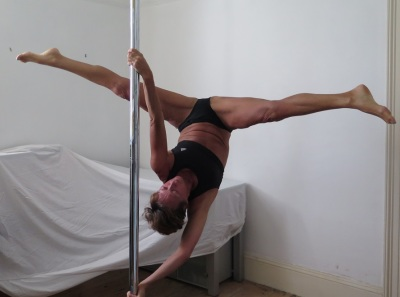 Pole Dancing - It's never too late to start