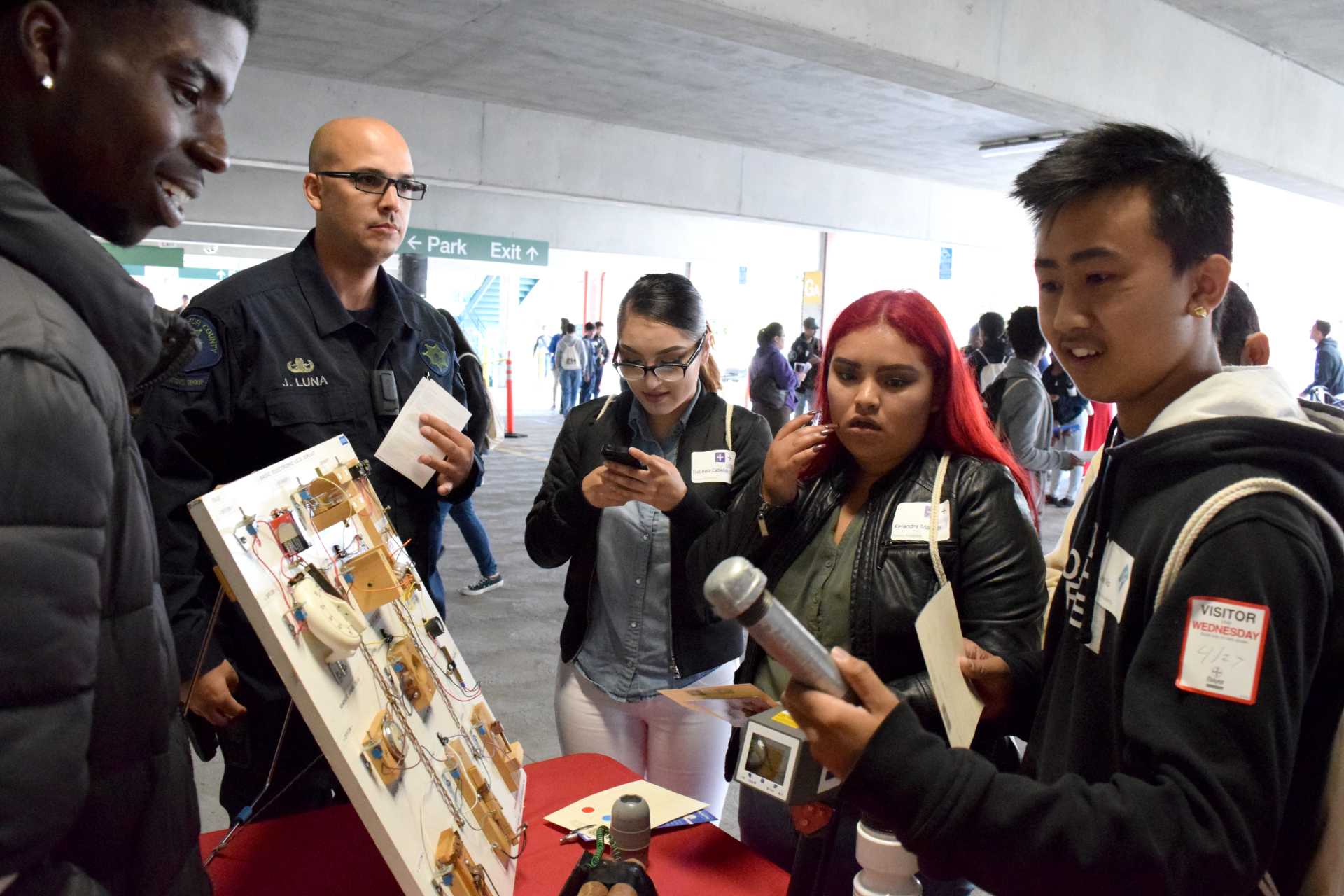 East Bay STEM Career Awareness Day 2016
