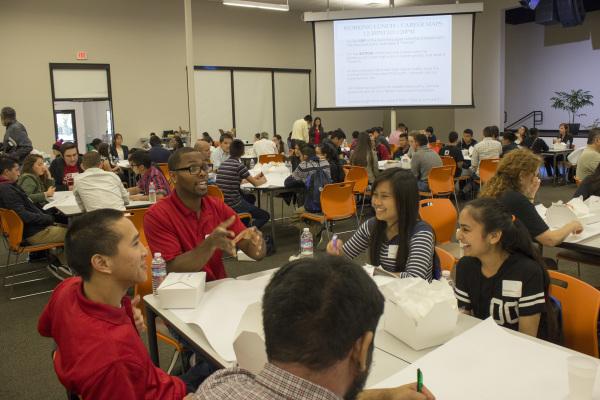 Hayward STEM Career Awareness Day 2016