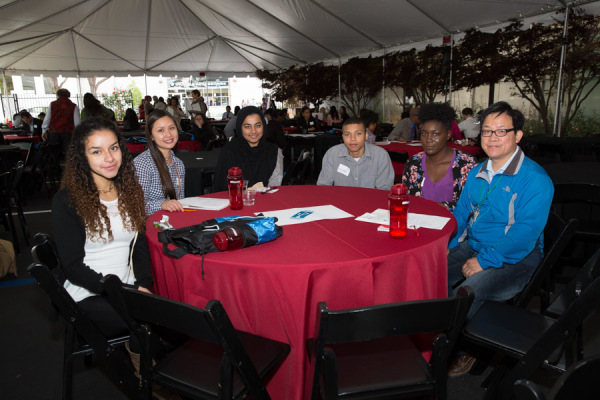 East Bay STEM Career Awareness Day 2015