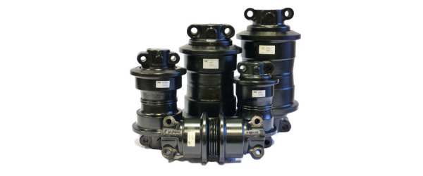 Rollers Idlers for all makes & models of excavators