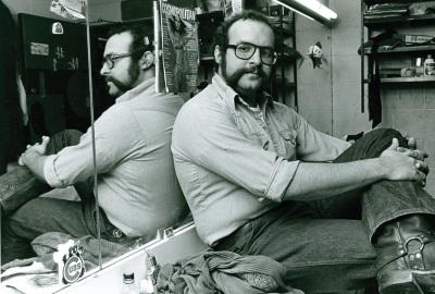 photograph of stuart gordon legendary warp trilogy