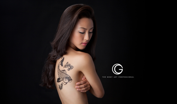 Real-Matte Tattoo