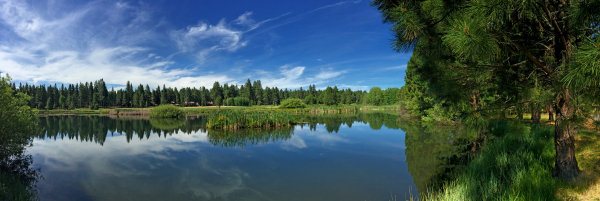 Black Butte Ranch Lake