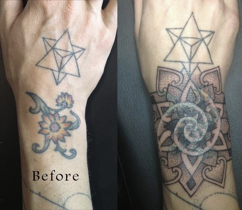 Mandala Cover Up