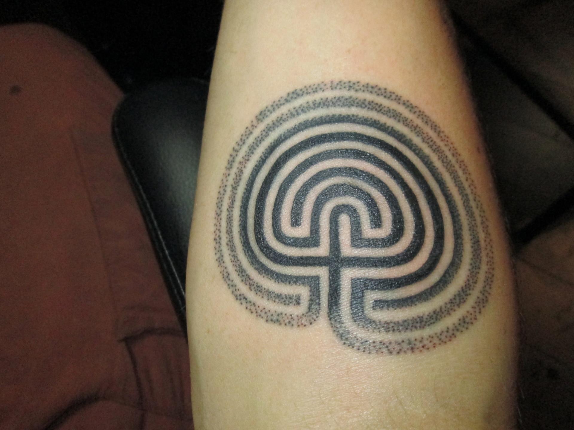 7 Fold Labyrinth