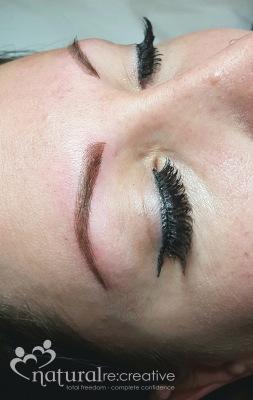 Eyebrows - Close Up