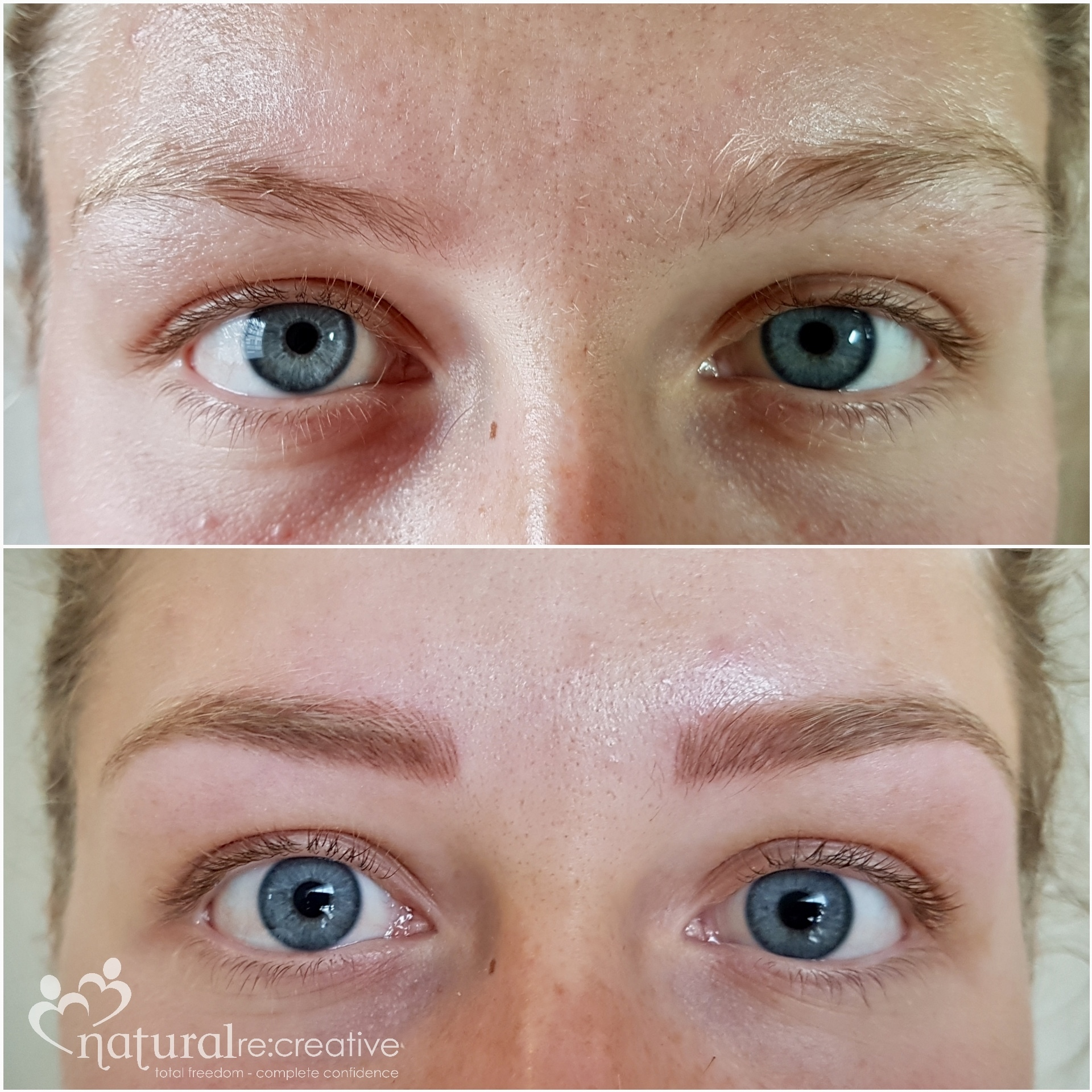 Balance and Symmetry with Nano Brows