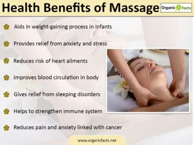 11 Surprising Massage Benefits