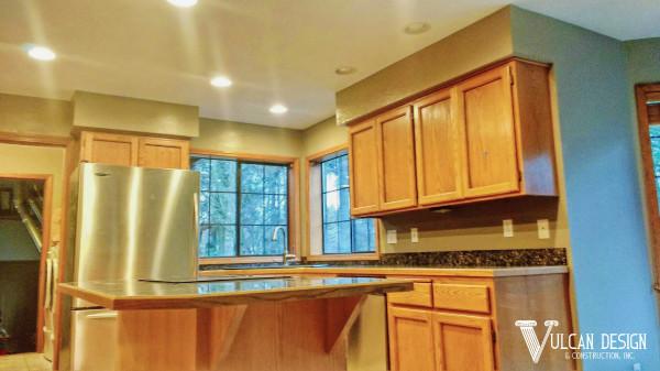 Kitchen Ceiling Remodel- After 1