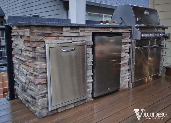 Great Outdoor Kitchen Project
