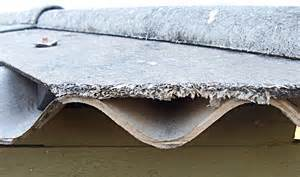 Asbestos Roofing Material