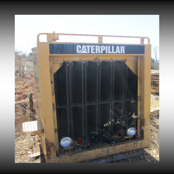 CAT 988B Radiator