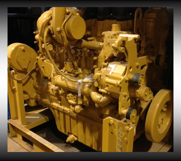 CAT C15 Engine