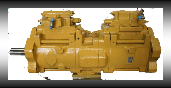 CAT 385B Main pump