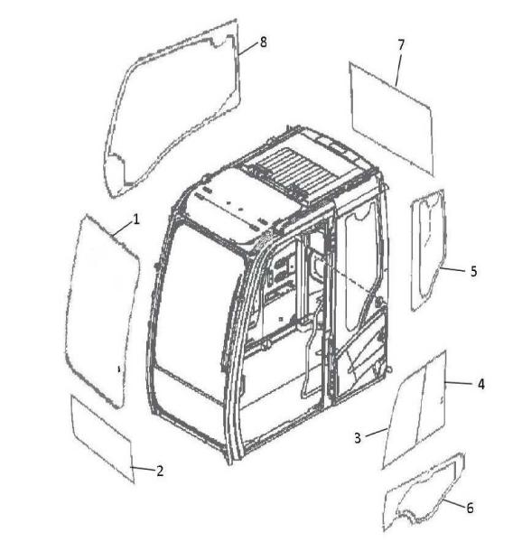 Compact Backhoe Loader