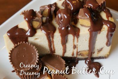 Creamy Dreamy Peanut Butter Cup