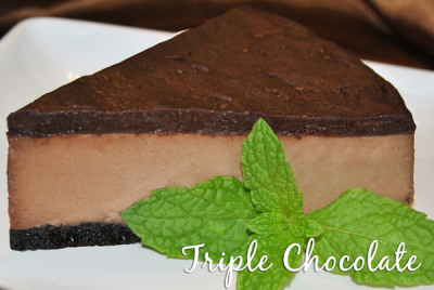 Triple Chocolate