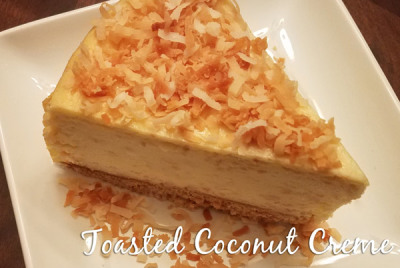Toasted Coconut Creme