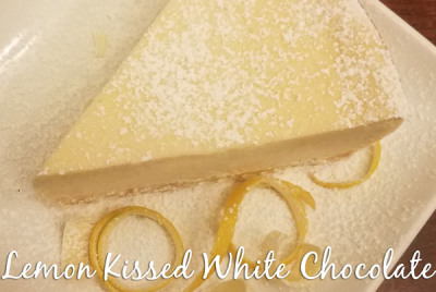 Lemon Kissed White Chocolate