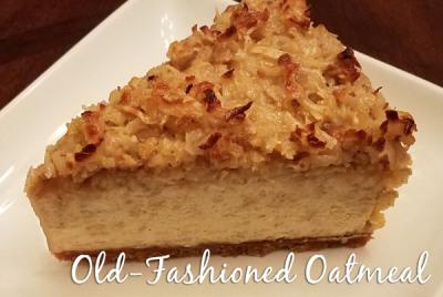 Old-Fashioned Oatmeal
