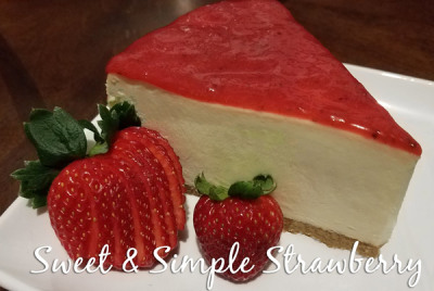 Sweet and Simple Strawberry