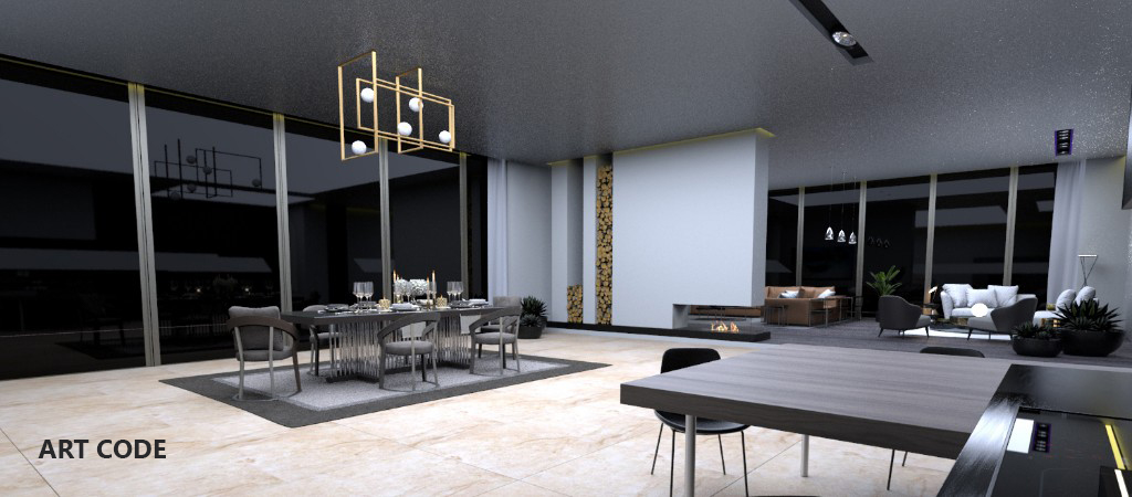 KITCHEN AND DINING AREA (3)