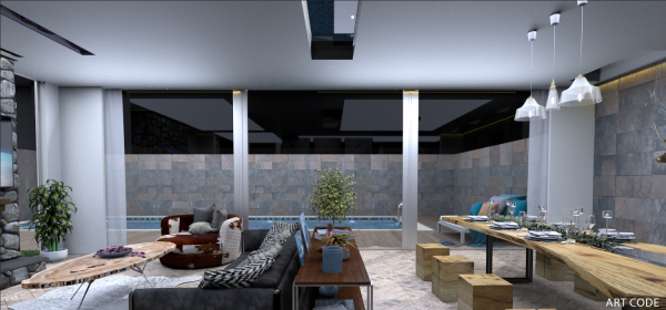 DINING AND LIVING AREA (3)