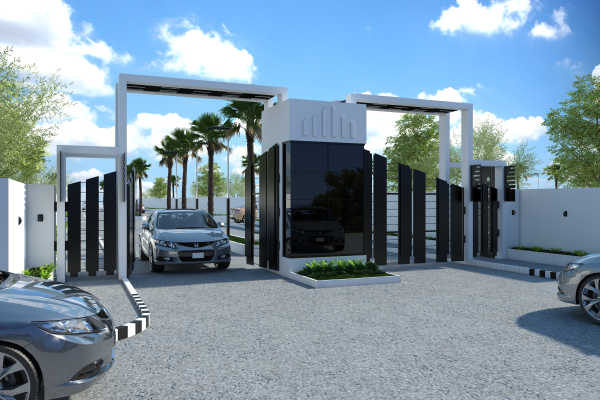 AL QIRAWAN GATE