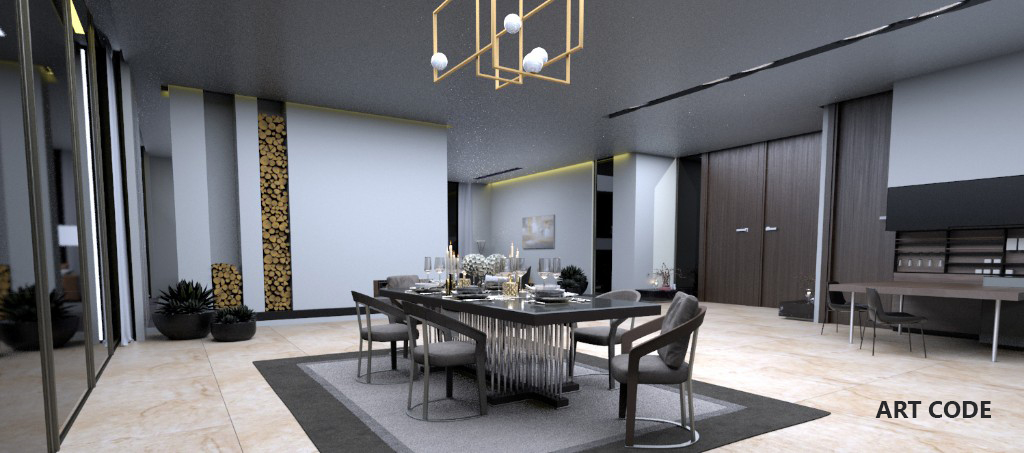 KITCHEN AND DINING AREA (4)