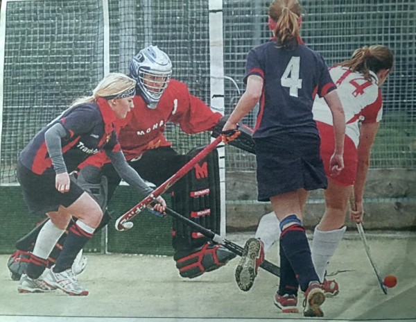 GK Leominster Ladies HC
