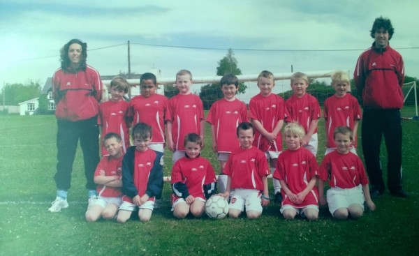 Coaching Pegasus Juniors Under 8's