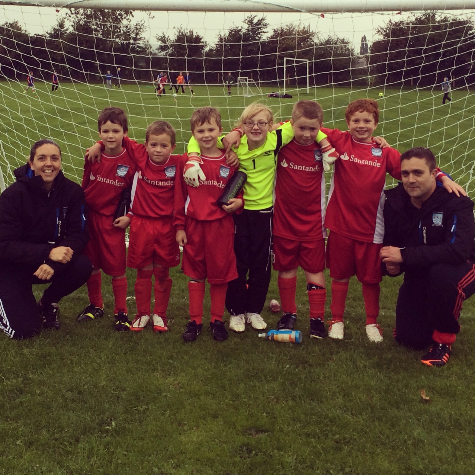Coaching Hereford Redstars FC
