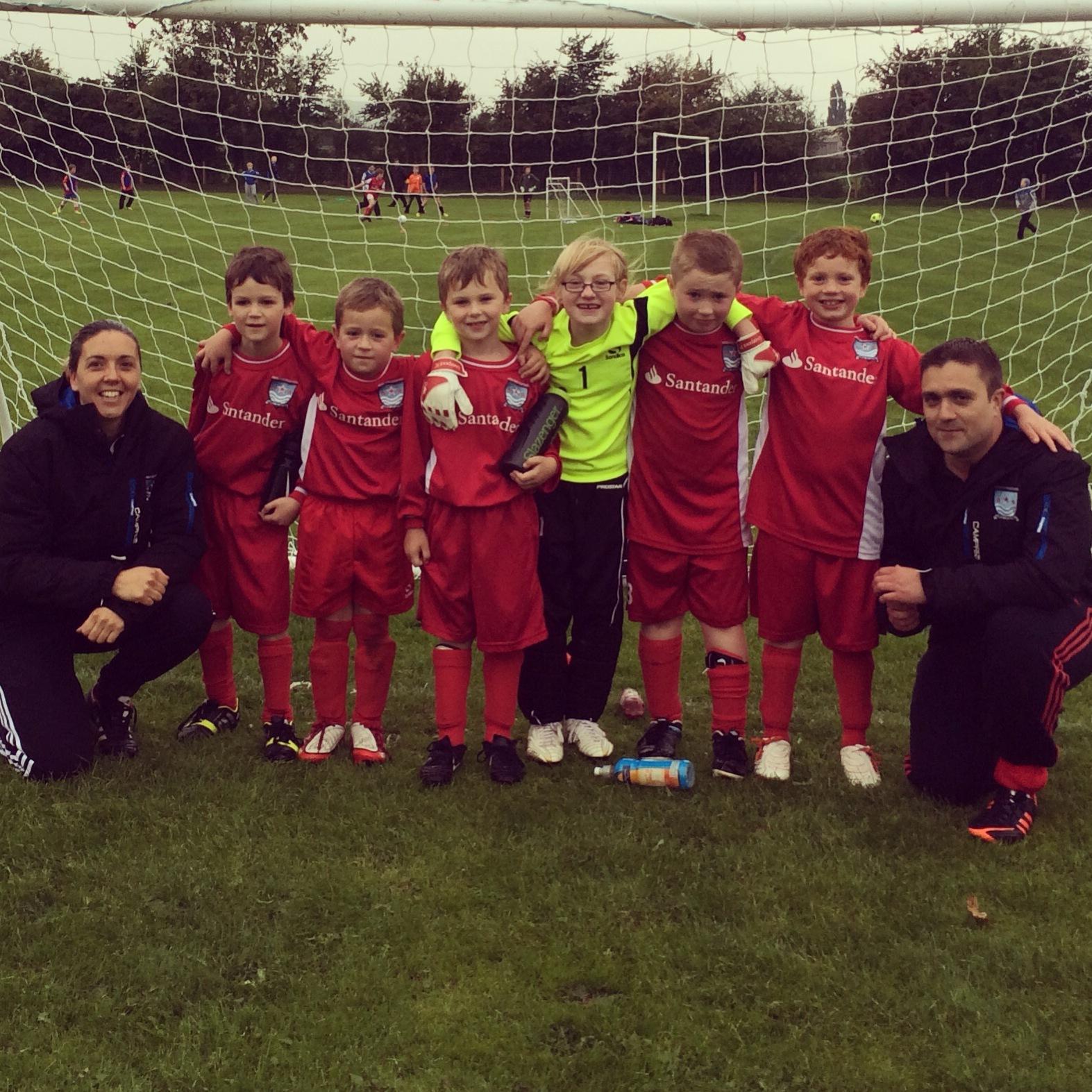 Coaching Hereford Redstars FC