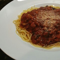 All Time Favorite Tomato Sauce