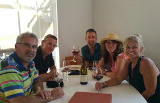 Wine Tasting, Santa Barbara, California
