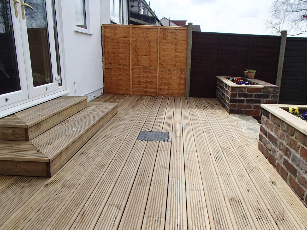 Decking, Landscaping, Builder, Somerset, Dorset