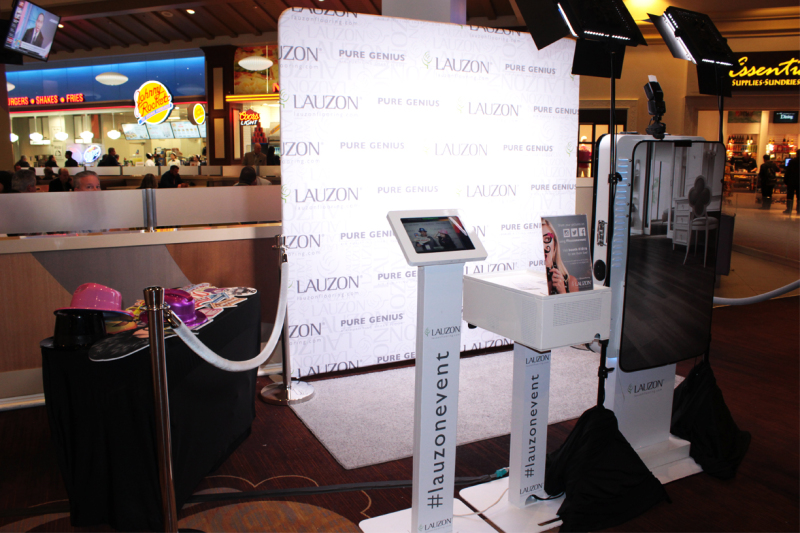 Las Vegas Photo Booth Rental - Conventions - Trade Shows - Brand Activations