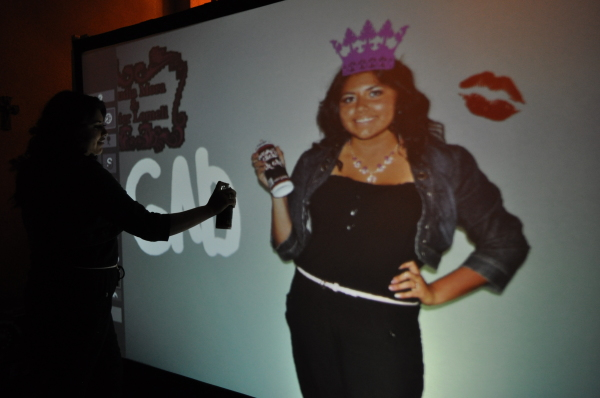 Graffiti Wall Photo Booth Rental Las Vegas Los Angeles Phoenix San Diego