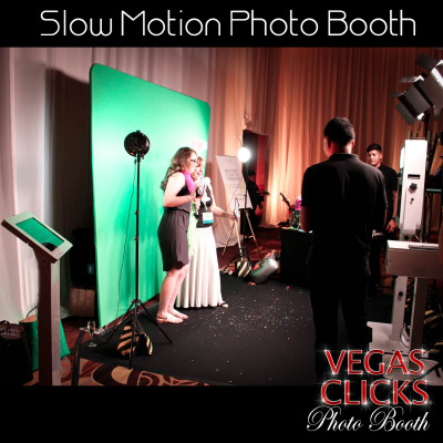 Slow Motion Photo Booth Rental Las Vegas Los Angeles Phoenix San Diego