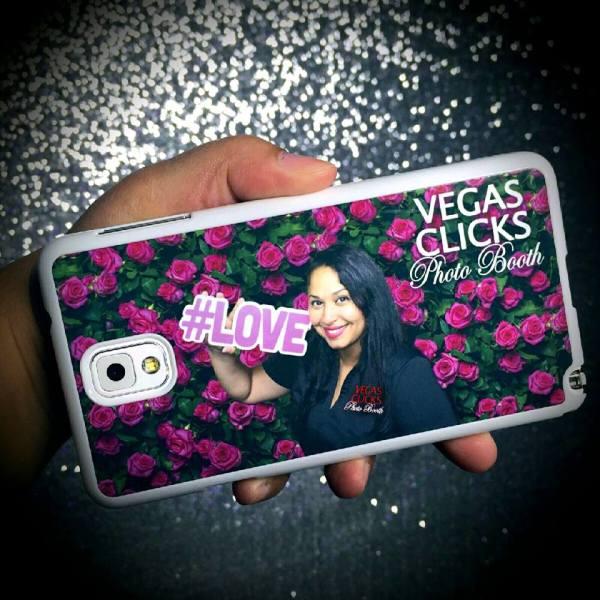 Photo Phone Case Photo Booth Las Vegas Los Angeles Phoenix San Diego
