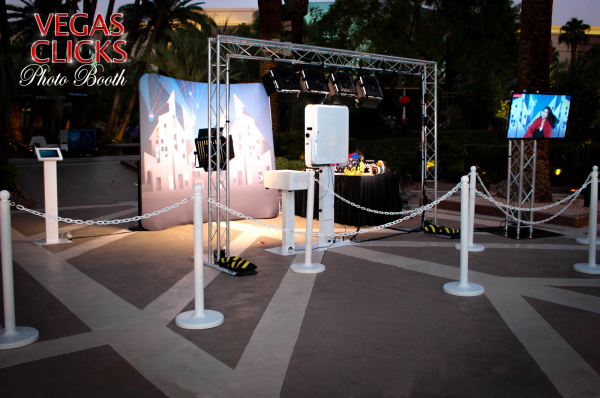 Slow Motion Photo Booth Rentals Las Vegas