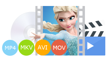 Feature-rich DVD to Video Ripper