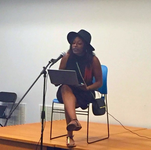 Poetry & Spoken Word May 2016