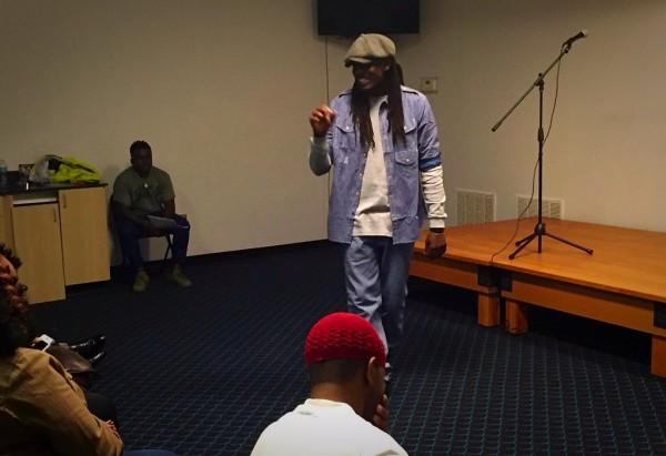 Poetry & Spoken Word Oct 2016