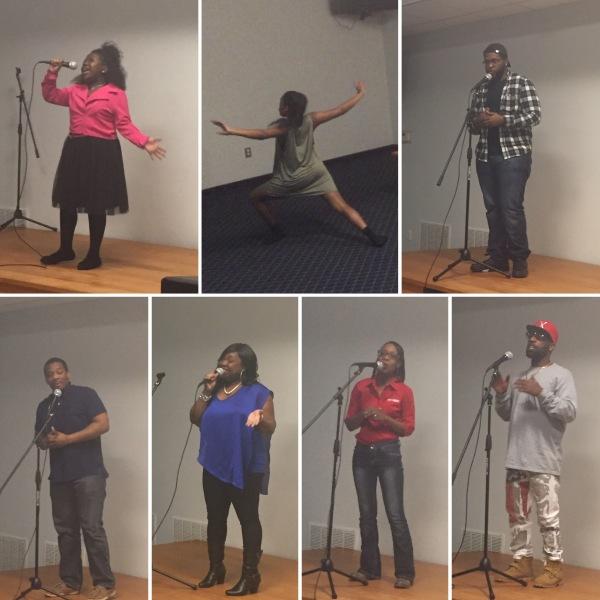 Poetry & Spoken Word Feb 2017